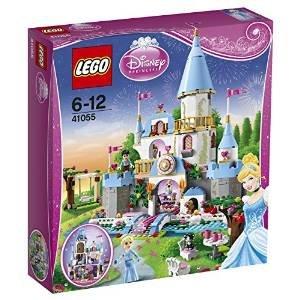 Lego 41055 Disney Cinderella's Castle £34.99 at Amazon (ships Jan 20th)