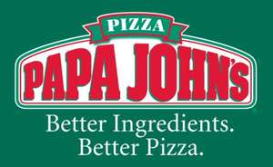Spend £10.99 @ Papa John's and get a free large pizza next time you order (Can be combined with other offers: Two for Tuesday (effectively buy 1 get 2 free) and 50% off pizza when spending £15, etc)