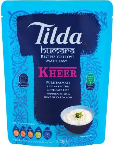 Tilda Humara Kheer (GLUTEN FREE) (220g) was £1.59 now 79p @ Ocado