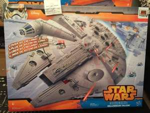Star Wars Millenium Falcon. Originally £59.99, now: £21.99, thats less then half price @ Argos