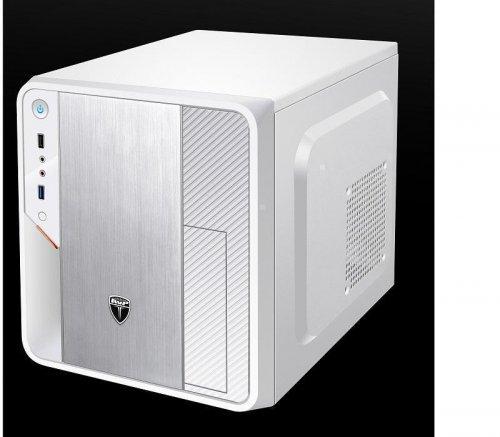 AVP Hyperion EV33W White M-ATX Cube Case - £22 (+£2.39 Del) @ Novatech