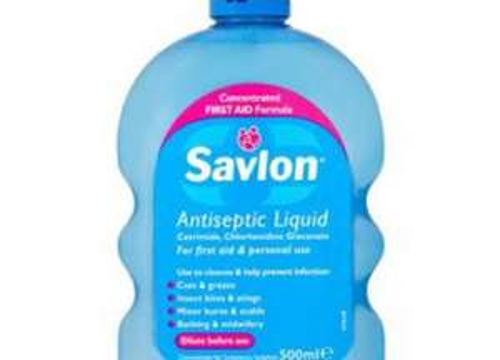 Savlon Liquid 500ml 99p @ Superdrug Free Collect in store