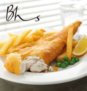 'BHS Fish & Chips £3.50 deal' is back!