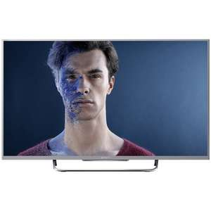 "Sony Bravia KDL50W8 LED HD 1080p 3D Smart TV, 50"" with Freeview HD & 2x 3D Glasses - £679 delivered at John Lewis (5-year guarantee included)."