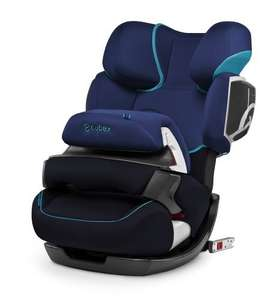 Cybex Gold Pallas 2-Fix Toddler Car Seat Group 1/2/3 (Ocean/ Navy Blue) £156.62 @ Amazon UK