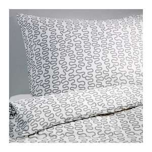 Kingsize duvet cover with 4 pillowcases £5.50 at Ikea