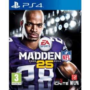 Madden NFL 25 PS4 Game £21.50 at Argos
