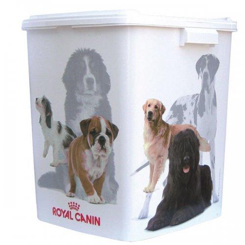 Royal Canin Dog Food Bin - £4.99 postage only! holds 17kg of food @ Pet Shop Bowl