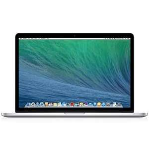 Refurbished 15.4-inch MacBook Pro 2.0GHz Quad-core Intel i7 with Retina Display £1189.00 @ Apple
