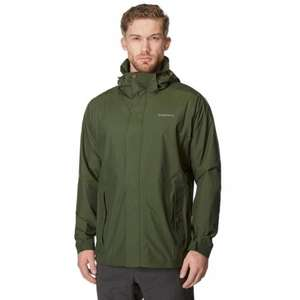 BRASHER Men's Windermere Waterproof Jacket £42.99 @ Millets