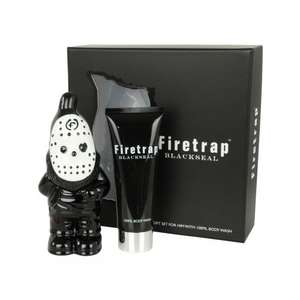 Firetrap Blackseal Deadly Fragrance gift set for him £5 at USC