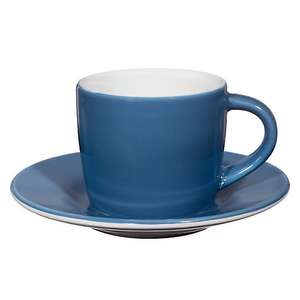 Espresso cup and saucer @ John Lewis £1