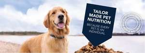 Tails  2 weeks dog food £1 sign up offer