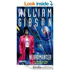 Neuromancer - William Gibson - Kindle eBook - £1.49 at Amazon