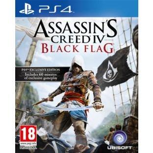 Assassins Creed Black Flag PS4 £18.99 @ argos