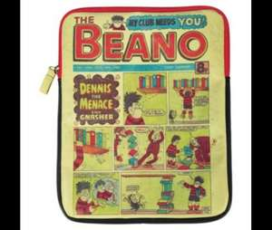 Beano Vintage Tablet Case £3.75 (was £15) @ Tesco Direct - Free C&C