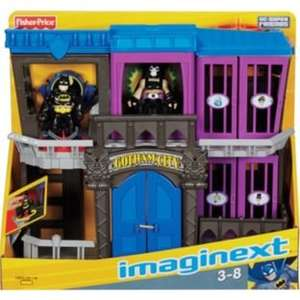 Fisher price imaginext Gotham City jail £19.99 half price at argos free c+c
