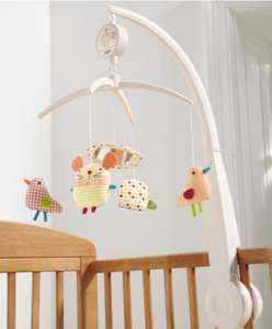 Mamas and papas windmill cot mobile £9.00 reduced from £30 free c+c