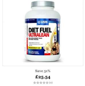 USN DIET FUEL from MANKIND £25.54