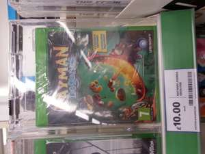 Rayman legends Xbox one £10 @ Tesco Instore