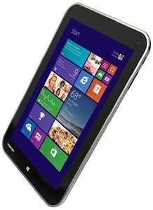 Toshiba Encore WT8-A-102 8-inch Tablet (Intel Atom Z3740 1.33GHz, 2GB RAM, 32GB SSD, Windows 8.1) £159 from Cleverboxes/Amazon