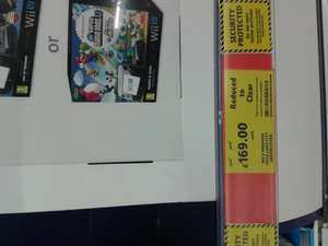 Wii U Premium with Lego City £169 instore @ Tesco