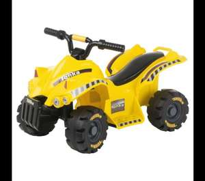 Tonka Electric Quad Bike Ride-On £40 TESCO