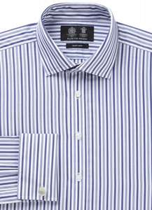 Quick Iron Navy Blue formal Shirt £9.98 @ Austin Reed buy at least 3 No to get it at this price