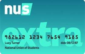 Graduate NUS Extra Card - £9.99 delivered