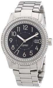 Esprit Glamonza Women's Quartz Watch with Grey Dial Analogue Display and Silver Stainless Steel Bracelet £18.98 @ Amazon.co.uk Delivered