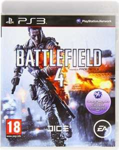 Battlefield 4 (PS3) £8 Delivered @ Tesco Direct/Amazon