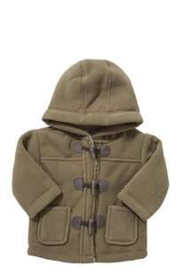Charlie & Me Baby Boys Duffle Coat £5 @ Tesco Clothing