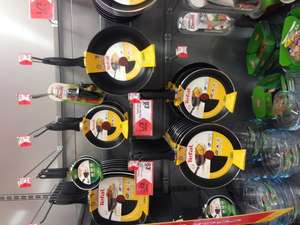 All Tefal pots and pans half price in store - From £4.50 @ Morrisons