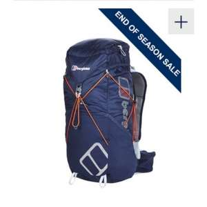 Berghaus hyper 37 backpack £80 reduced to £48 @ berghaus