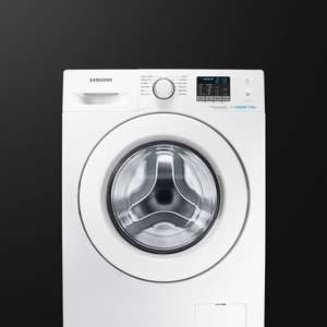 SAMSUNG ecobubble™ WF80F5E0W4W Washing Machine 8KG 1400rpm A+++ - White £360.00 (after £40 Quidco) with 5 Year Warranty @ AO.com