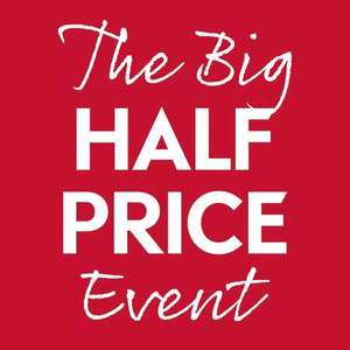 Waitrose - The Big Half Price Event