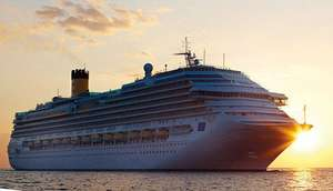 Costa Cruise Dubai  7 nights (one way) - £149