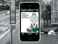 Free First Aid App from St Johns Ambulance