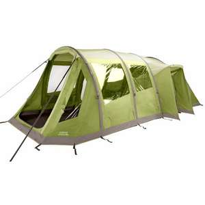 Vango Airbeam Exodus V 2014 8 person Inflatable Tent with free Electric pump £549.95 @ caseysoutdoorleisure