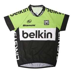Belkin Team Cycling Jerseys £4.99, Shorts £14.99  @ Belkin
