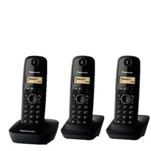 Panasonic KX-TG1613Eh Trio Digital Cordless Telephones £20 @ ebay / TESCO OUTLET