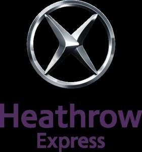 12% off Heathrow Express online tickets for MasterCard holders (to 31/01/2016)