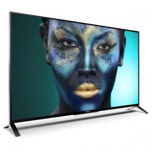 "Sony Bravia KD55X8505 LED 55"" 4K Ultra HD 3D Smart TV - Graded as New £889.99 @ Electronic World"