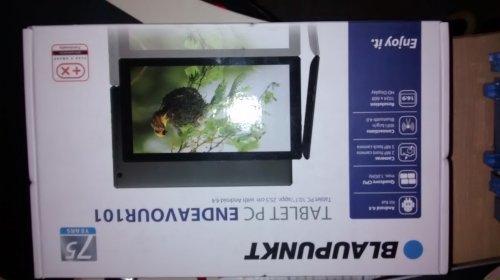 Blaupunkt 10.1inch Android KitKat tablet - Endeavour 101 £53.99 @ Sainsburys (instore)