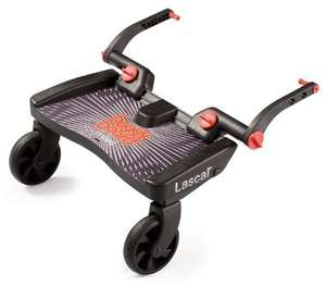 Lascal maxi buggy board fir £43.95 with code on Amazon Family.