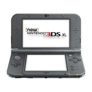NEW 3DS XL (Black or Blue) on Amazon.fr £140.66 including delivery