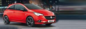Brand New Vauxhall Corsa 1.2 Capital Limited 3dr - WJKing - £149 per month