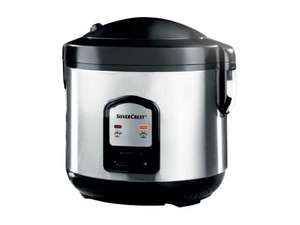 SILVERCREST KITCHEN TOOLS Rice Cooker £9.99 @ lidl from 29 jan