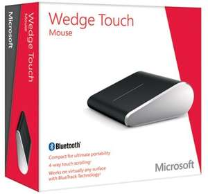 Microsoft Wedge Touch Bluetooth Mouse £15 instore @ Asda