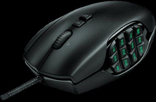 Logitech G600 MMO Gaming mouse for £29.99 @ Logitech UK